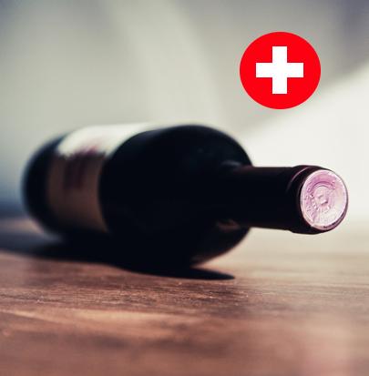 Schweizer Rotwein (CHF 19.-)